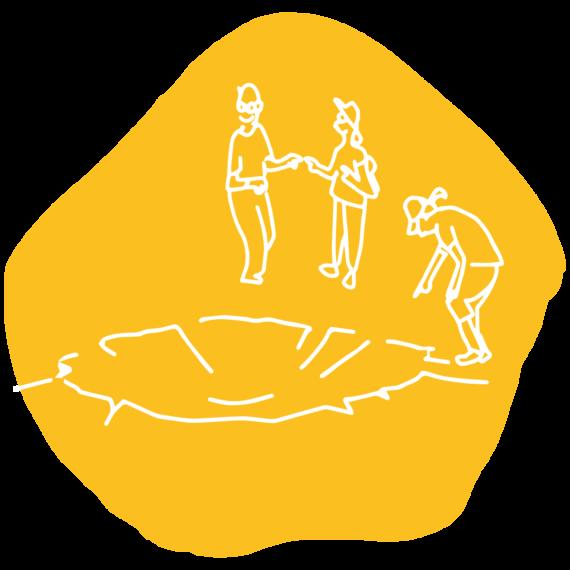 Recherche cratère