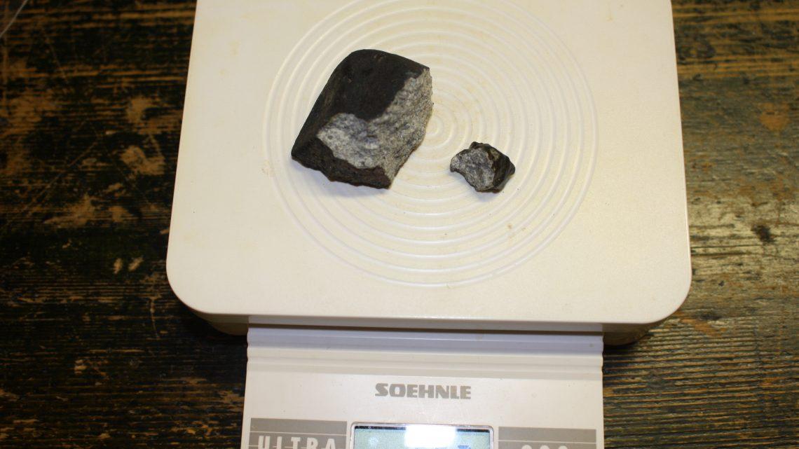 La météorite italienne du nouvel an a été retrouvée !