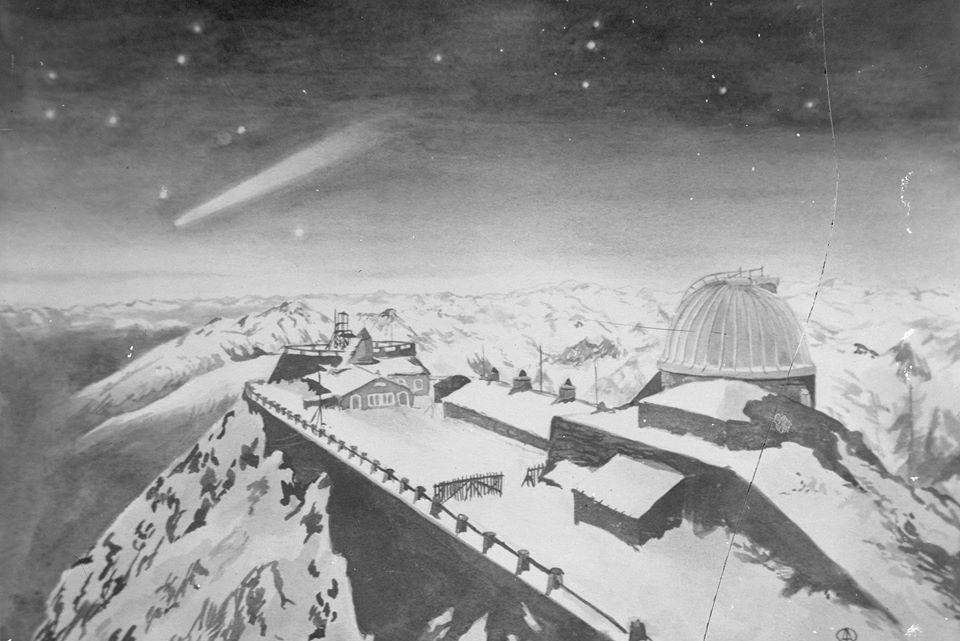 Observez les poussières de comète de Halley début mai !